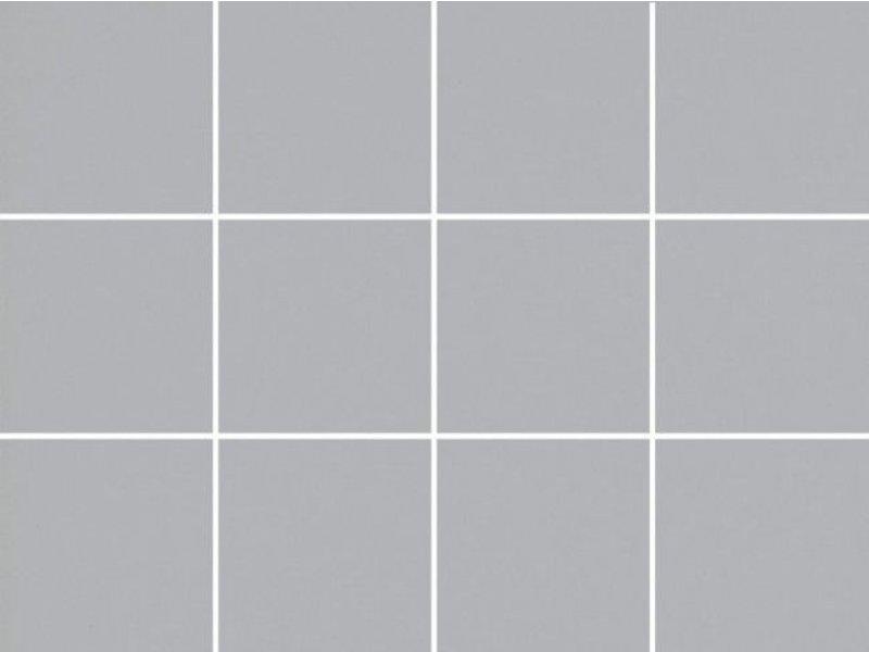 McTile Steinzeug-Mosaik Caldero 1010281D Grau Matt, 10x10, Glasiert, R10/B, Abr. IV - 30x30 cm
