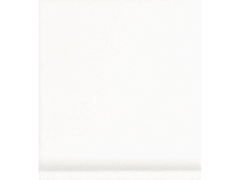 McTile Caldero Mosaik-Formteile HOSO 1010272D Weiß, Matt 10x10, Glasiert