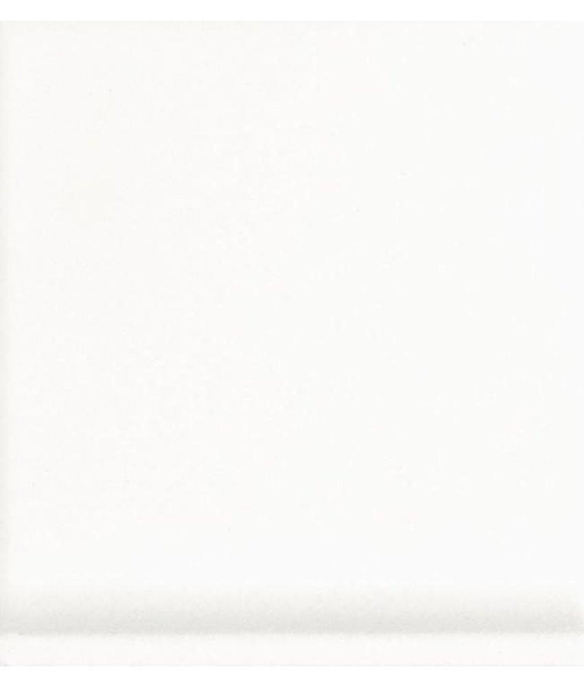 Caldero Mosaik-Formteile HOSO 1010273D Weiß, Matt 10x10, Glasiert, R10B