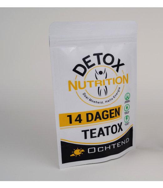 Ochtend thee: 14 dagen detoxkuur