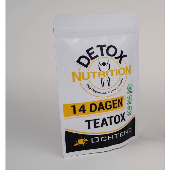 Detoxnutrition Ochtend thee: 14 dagen detoxkuur