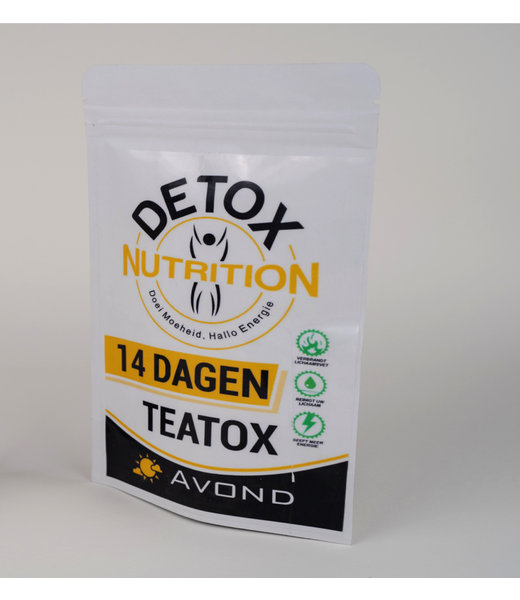 Avond thee: 14 dagen detoxkuur