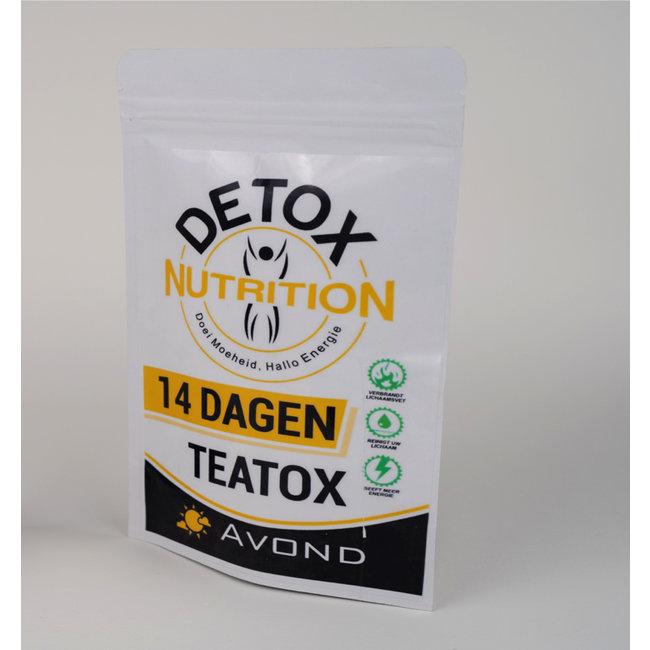 Detoxnutrition Avond thee: 14 dagen detoxkuur