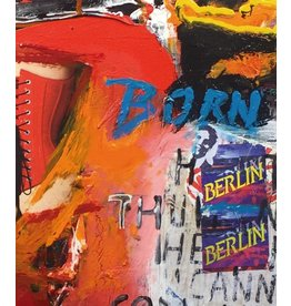 """the shoe-tattoo Art Gutsche """"Berlin"""""""