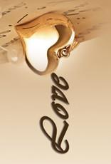 "the shoe-tattoo the shoe-tattoo ""Herz GOLD"""