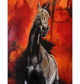 """the shoe-tattoo Art Gutsche """"horse"""""""