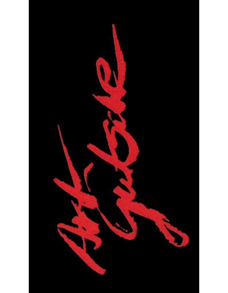 "the shoe-tattoo Art Gutsche ""black magic"""