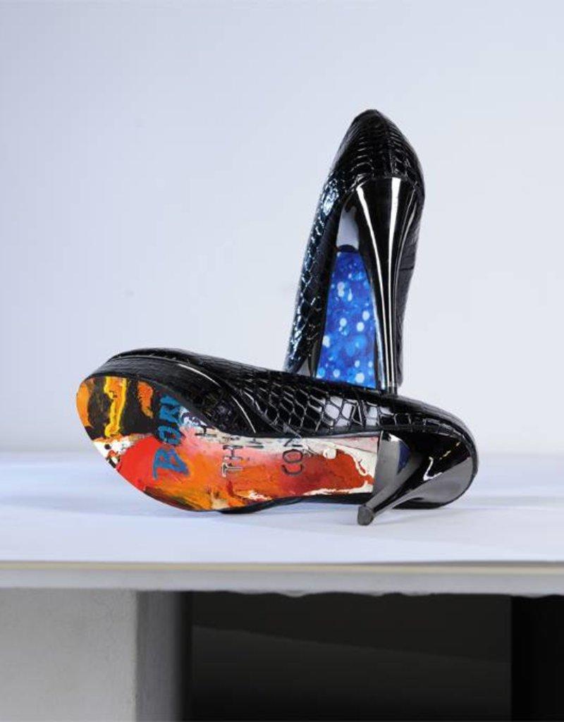 """the shoe-tattoo Art Gutsche """"Berlin, Berlin"""""""