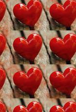 "the shoe-tattoo the shoe-tattoo ""hearts red"""