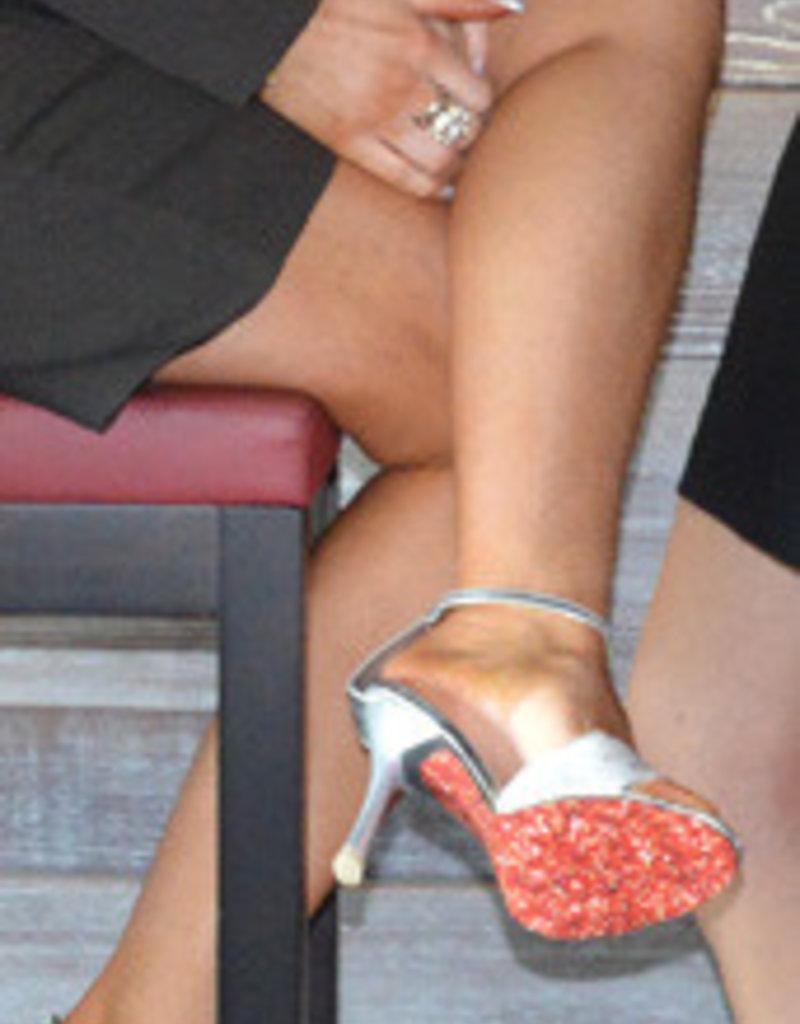 "the shoe-tattoo the shoe-tattoo ""Glitter ROT"""