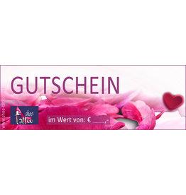 the shoe-tattoo Gutschein