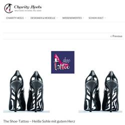 charity heels