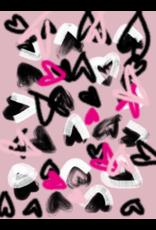 "the shoe-tattoo Ina Alber  ""Herzen"""