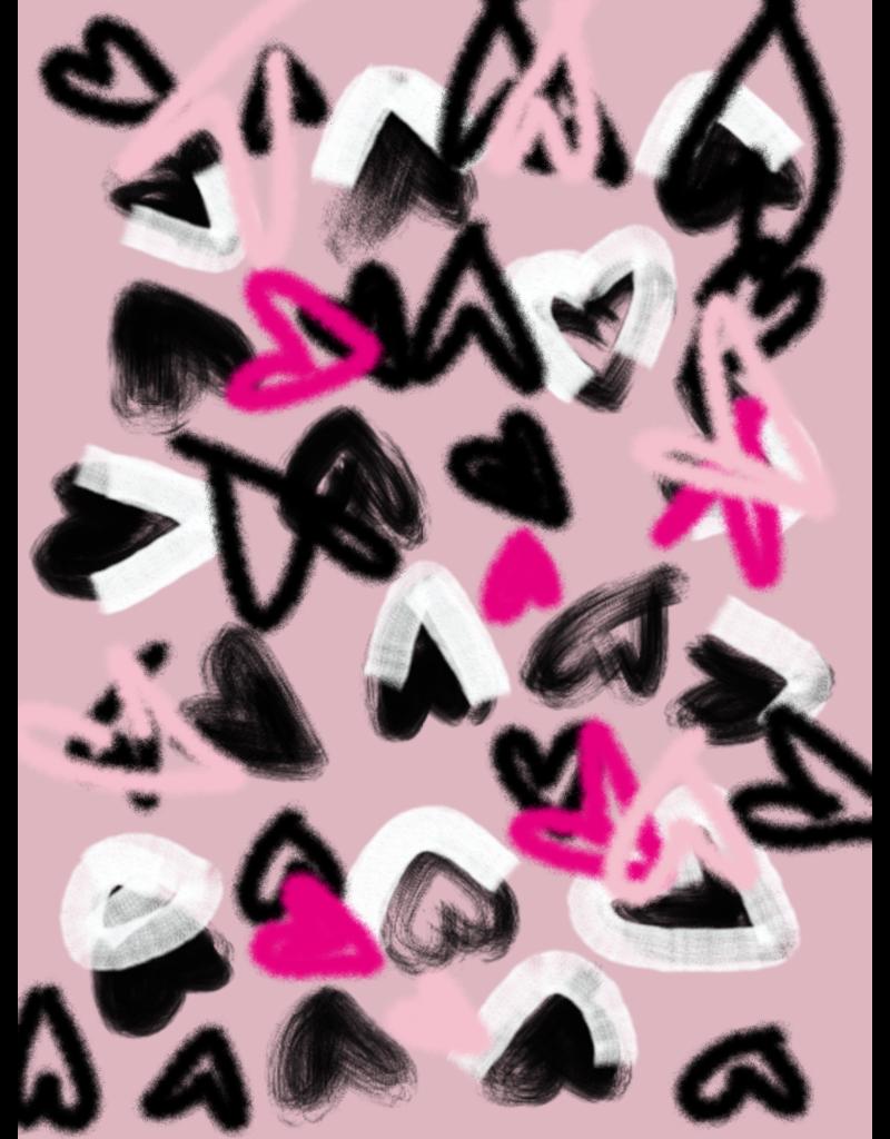 "the shoe-tattoo Ina Alber  ""hearts"""