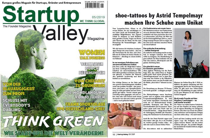 Startup Valley Oktober 2019