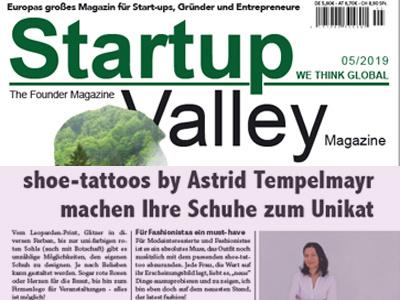 Startup Valley Magazin 10/2019