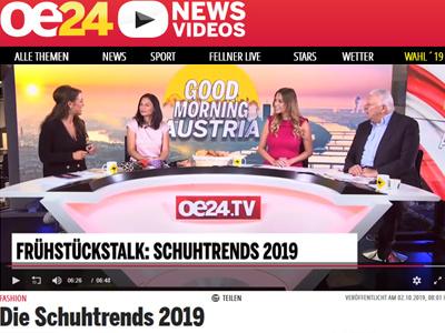 OE24 Frühstücksfernsehen
