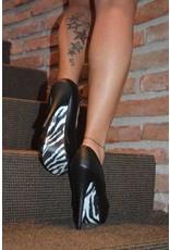 "the shoe-tattoo ""zebra"" - Logo"