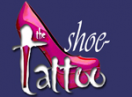 the shoe-tattoo- Special tattoos for soles of your high-heels