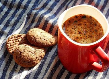 Bij de koffie
