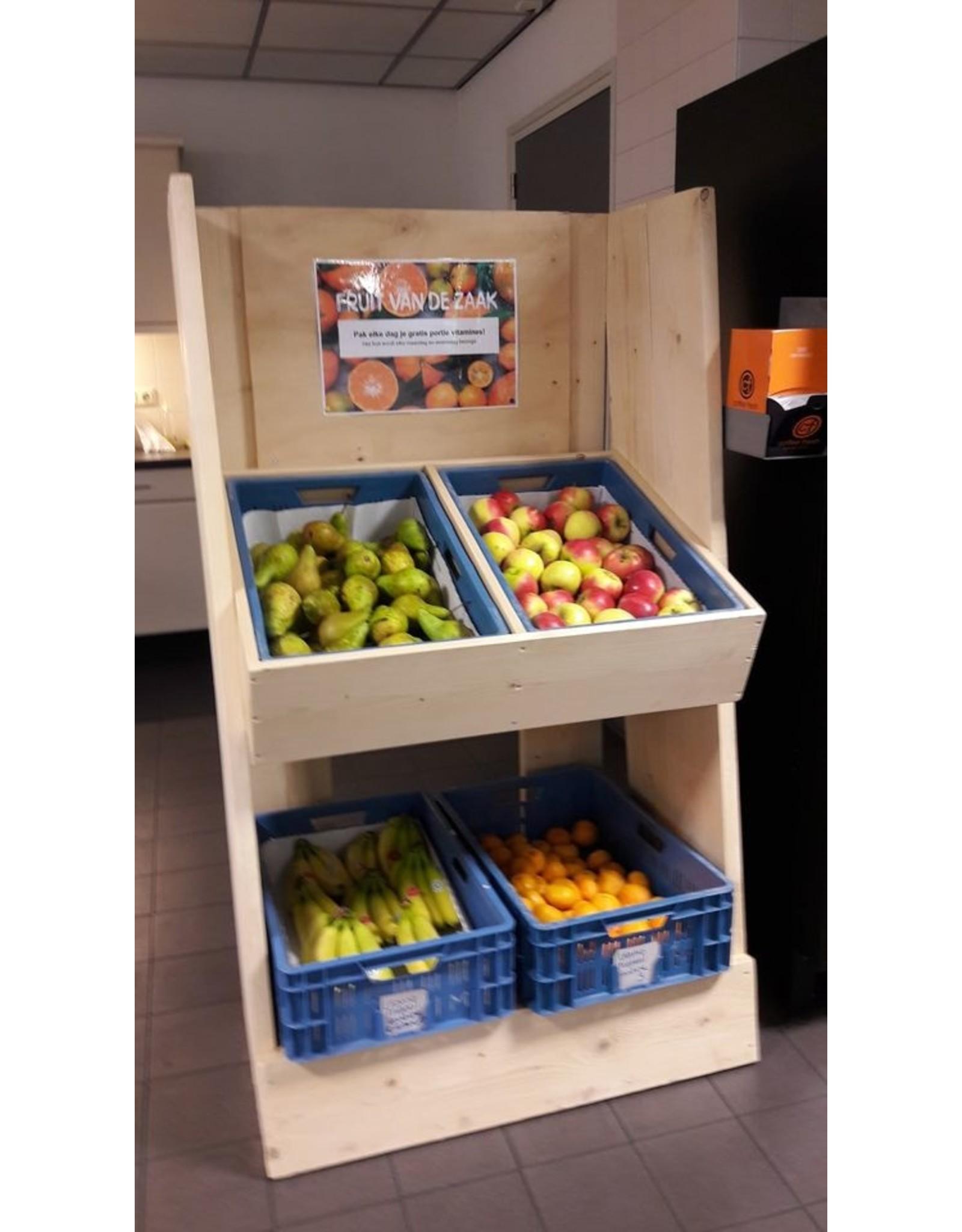 Voorbeeld bedrijfsfruit kantoorfruit