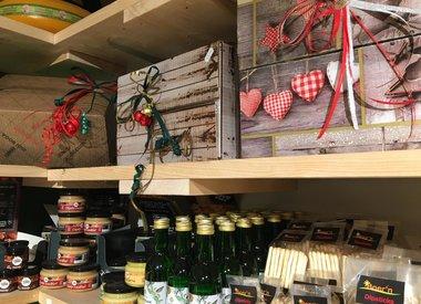 Cadeau- en kerstpakketten met streekproducten