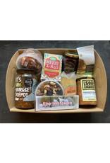 Landwinkel  Kerstpakket met luxe maaltijd producten uit onze winkel