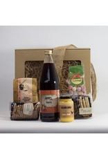 Cadeau - Frouke geniet van al het lekkers uit de regio