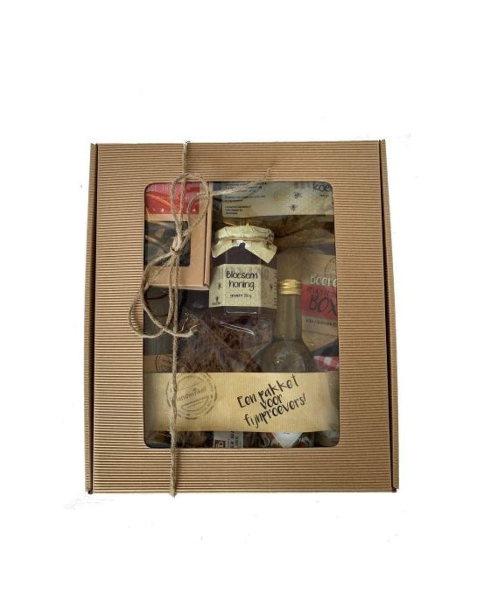 Cadeau - Boer Kees - Een box voor de hele familie