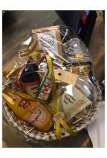 Landwinkel  Kerstpakket met gezondheids producten uit onze winkel