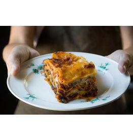 'van Mien' Lasagne bolognese 'van Mien'