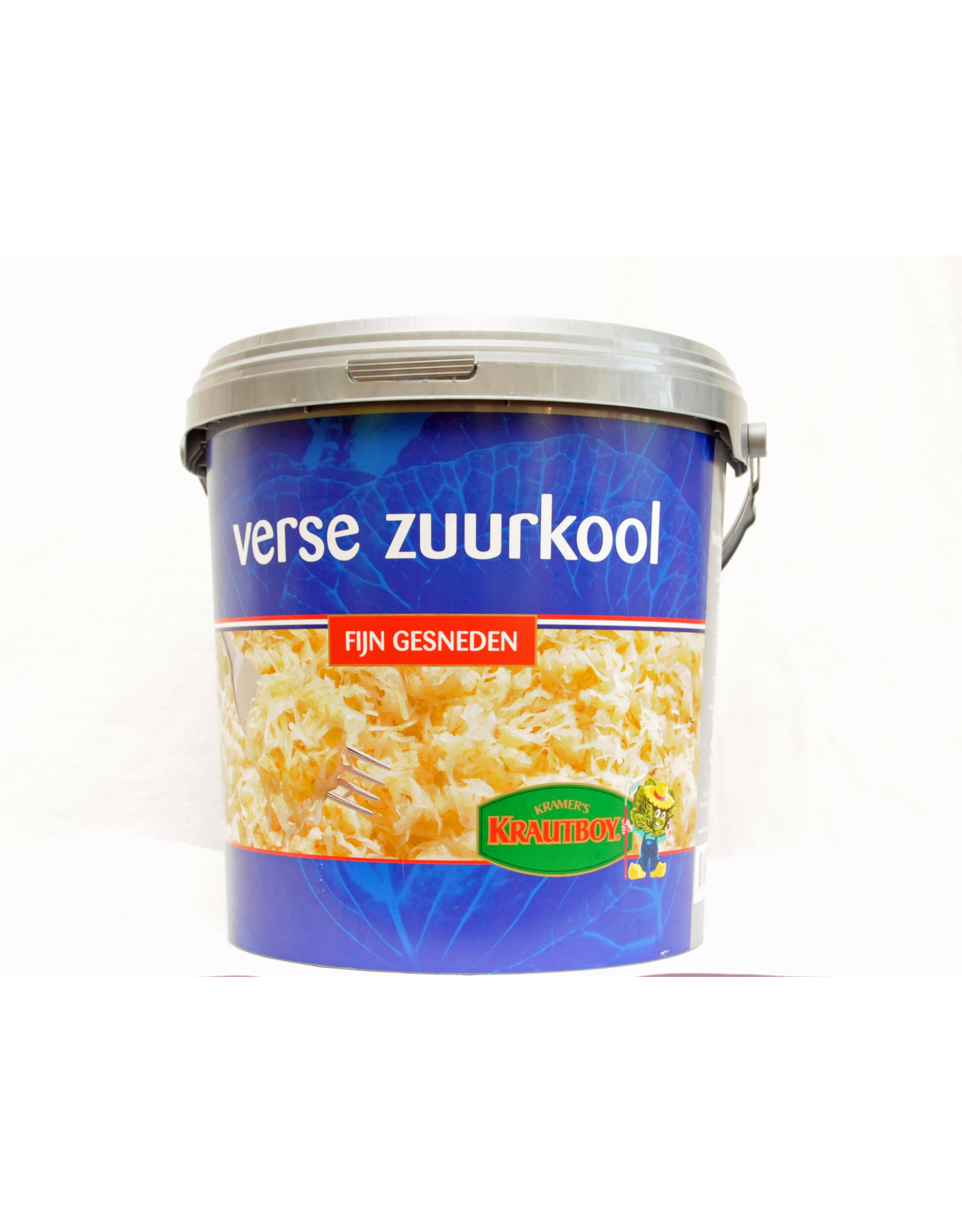 Zuurkool per zakje