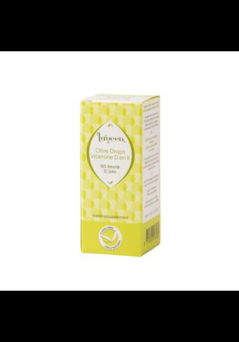 Laveen Olive Drops Zuigelingen Vitamine D en K
