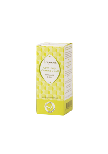 Olive Drops Zuigelingen Vitamine D en K
