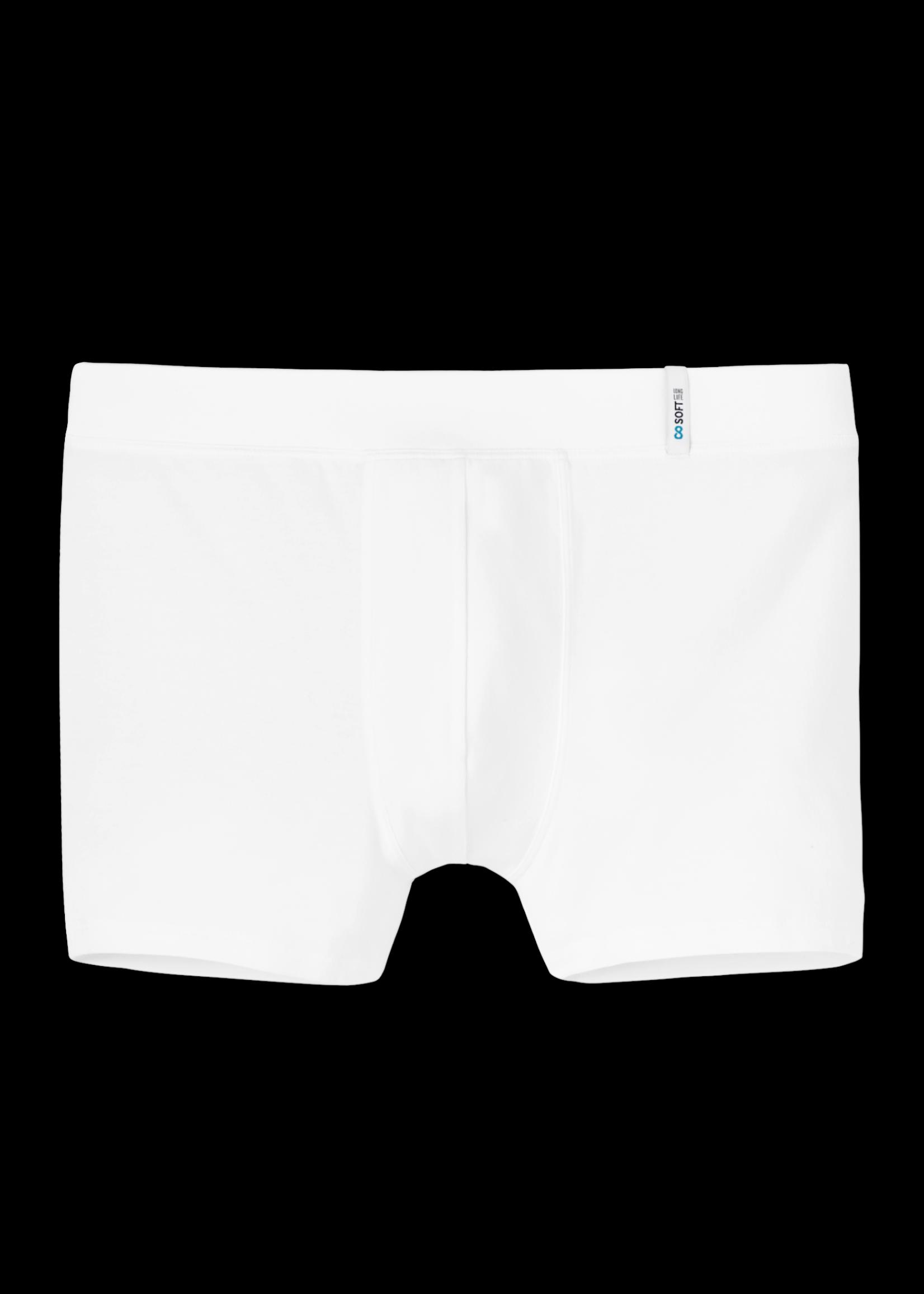 Schiesser Long Life Soft boxershort wit
