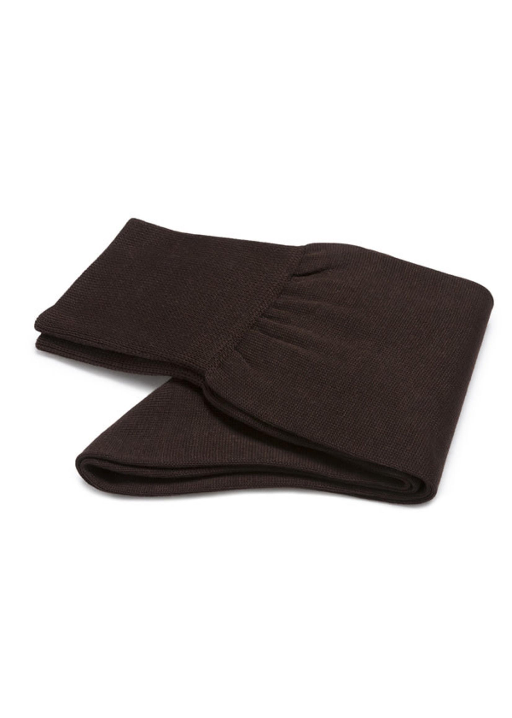 Carlo Lanza bruine katoenen sokken