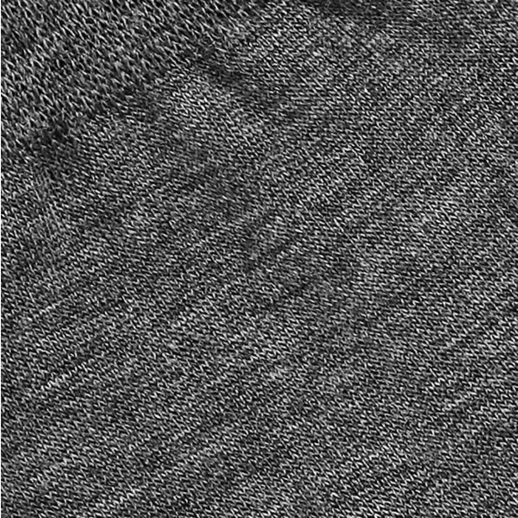 Carlo Lanza korte sokken wol lichtgrijs