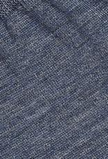Carlo Lanza korte sokken wol lichtblauw