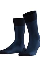 Falke Fine Shadow korte sokken donkermarine