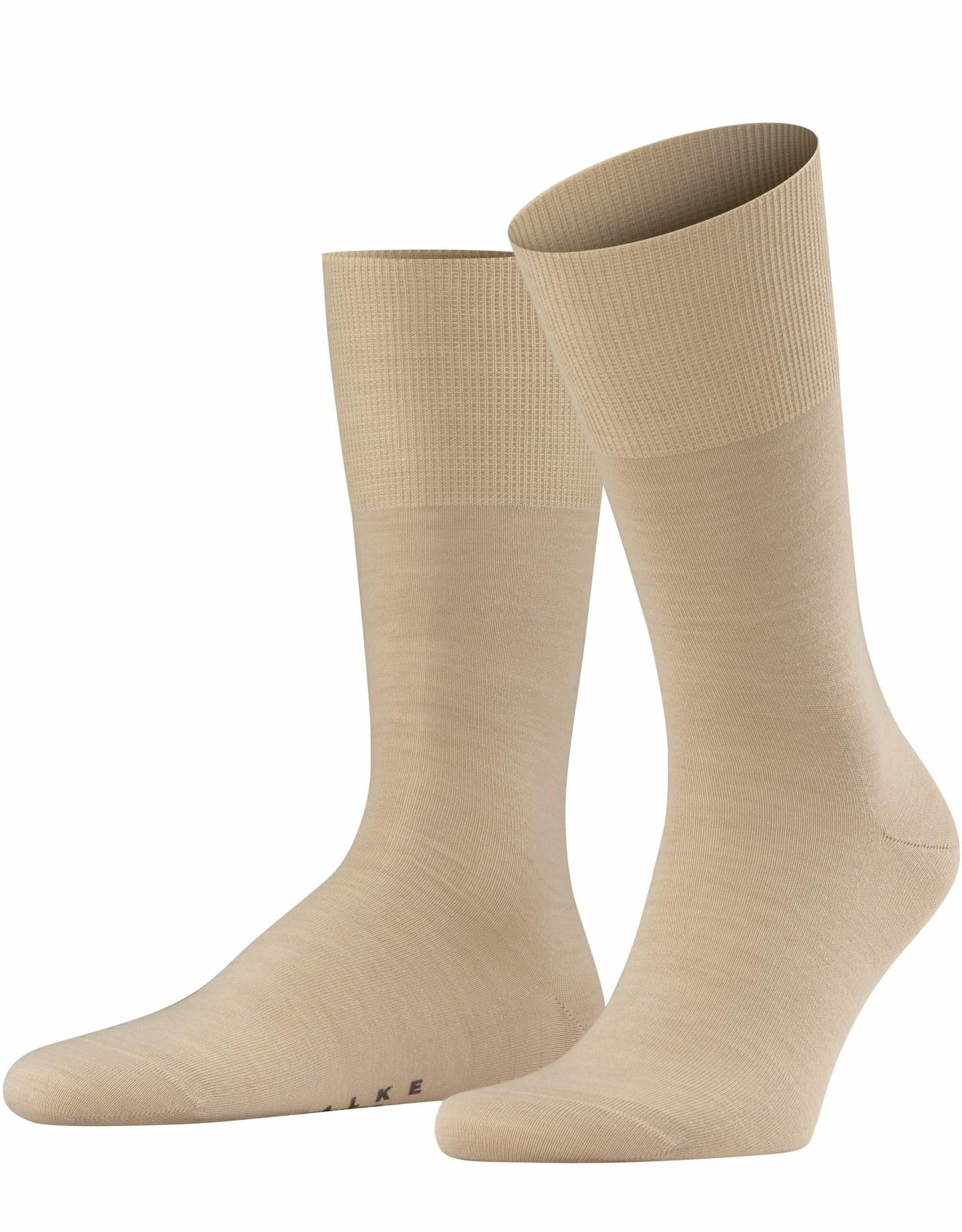 Falke Airport korte sokken zand