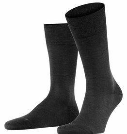 Falke Sensitive Berlin korte sokken zwart