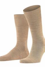 Falke Airport sokken nutmeg melange