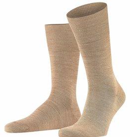 Falke Airport sokken nutmeg