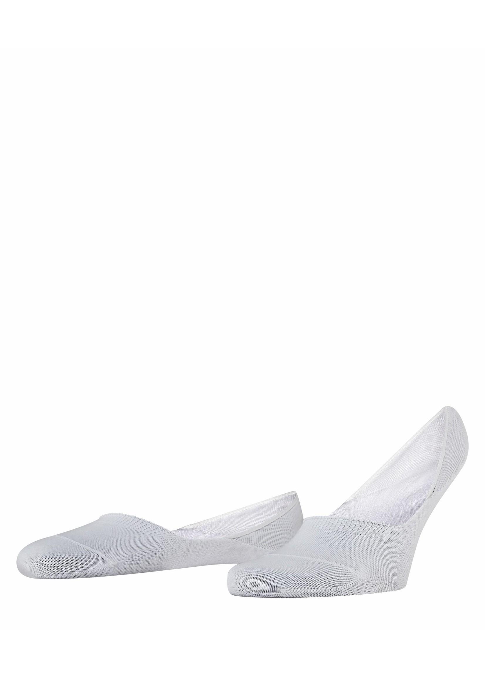 Falke Step Invisible sokken wit
