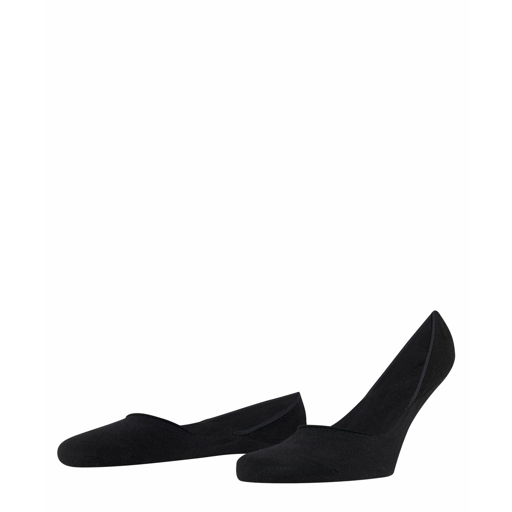 Falke Step Invisible sokken zwart