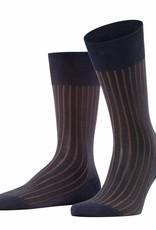 Falke Shadow korte sokken marine melange