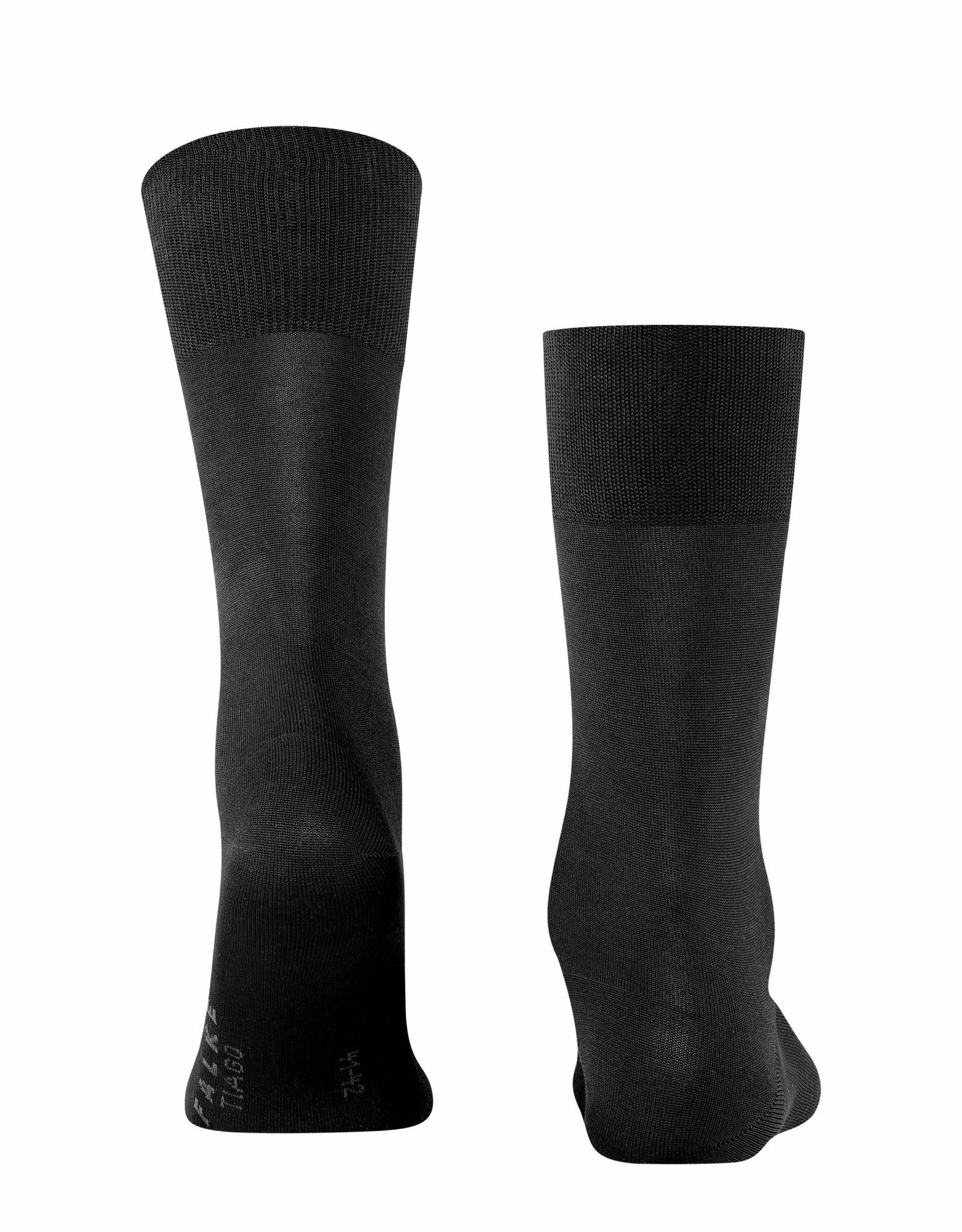 Falke Tiago korte sokken zwart