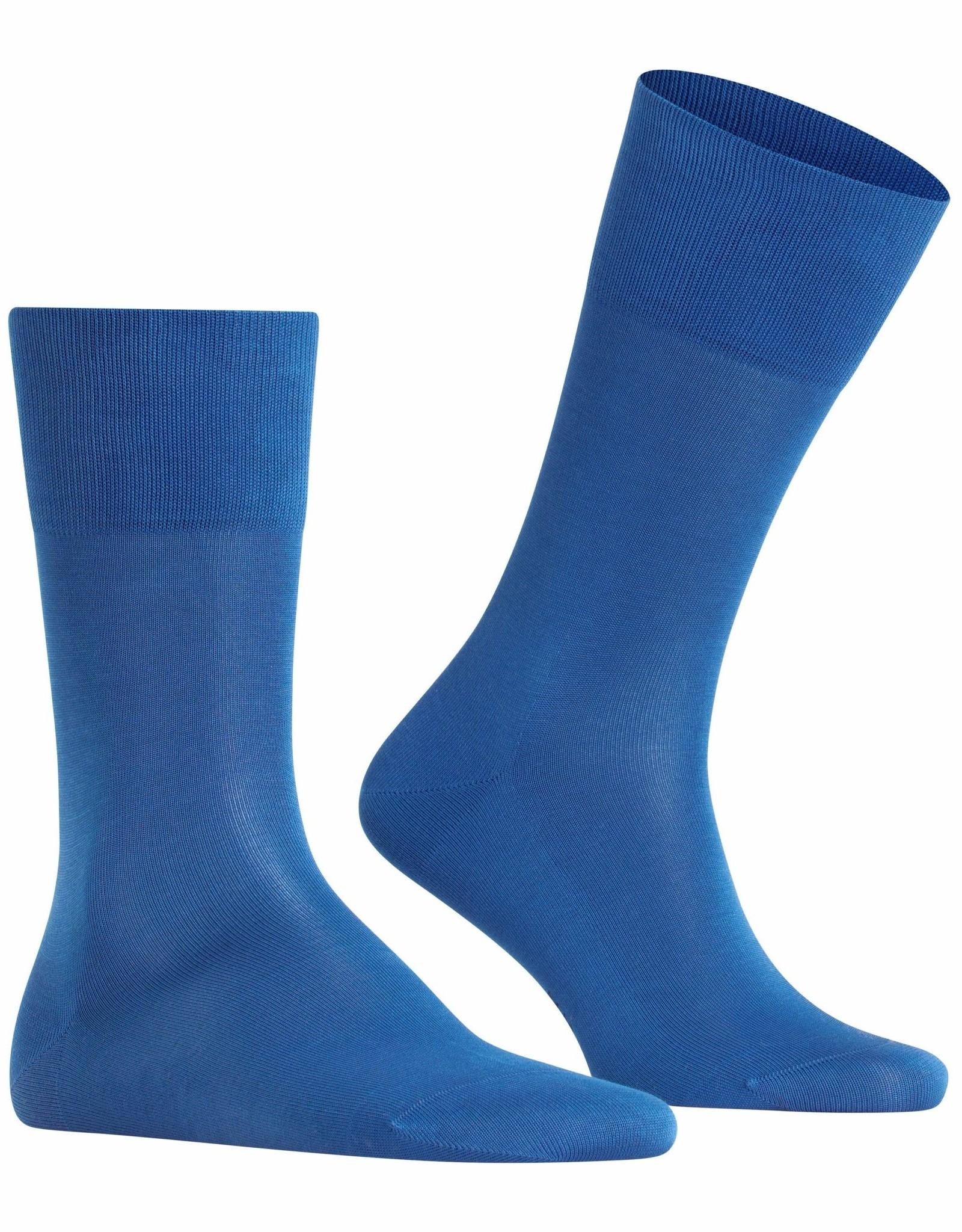 Falke Tiago korte sokken saffierblauw