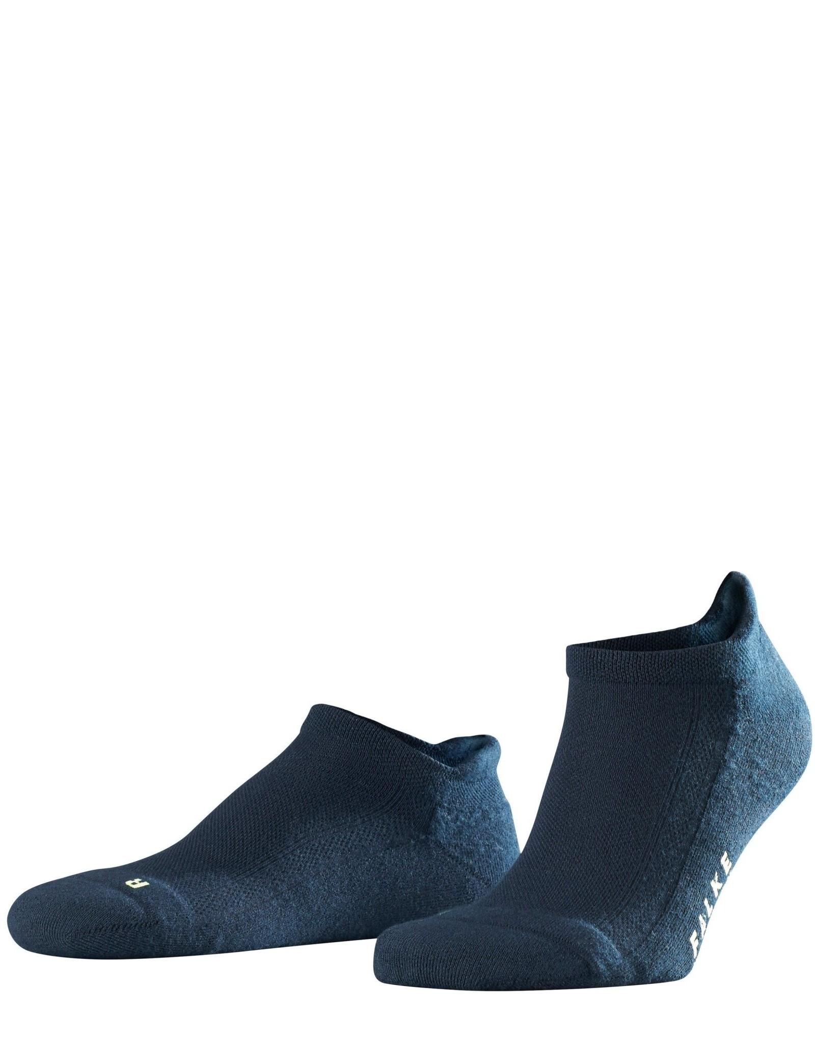 Falke Cool Kick unisex sneakersokken marine
