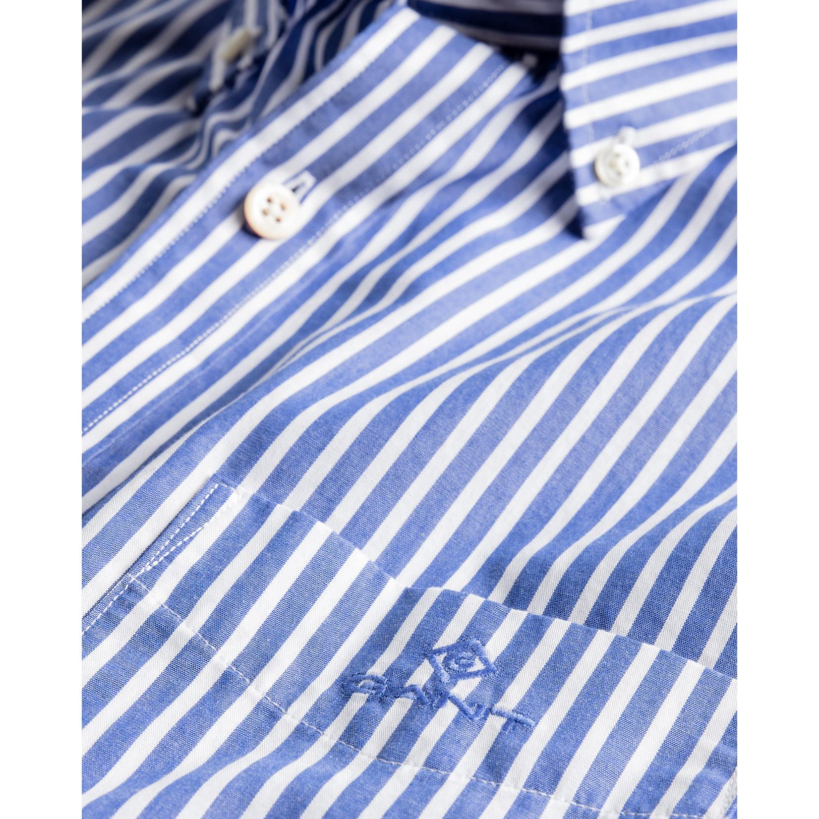 GANT overhemd blauwe streep